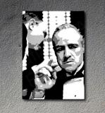 The Godfather Vito Corleone Marlon Brando POP ART obraz