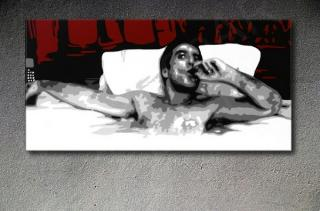 "Scarface - AL PACINO ""Relax"" POP ART obraz"