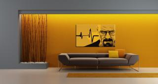 BREAKING Bad  POP ART obraz